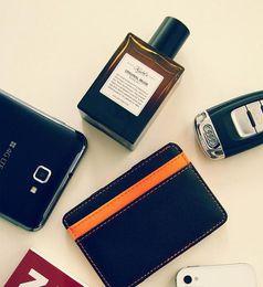 Wholesale Cheap Men Fashion Bags - New Korean Fashion Magic Money Clip Men Magic Wallet PU Cheap Wallets Magic Bag Male Pocket Purse Card Holders Money Clip for Men
