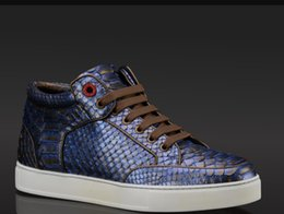 Wholesale Kilian Python Unisex Royaums Daily Fashion Beauty and Life Style Casual Shoes Big Plus Euro Size