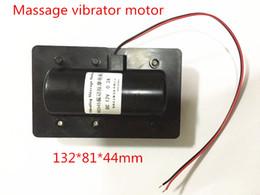 12 - volt DC Vibrating motor for massage table