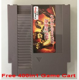 Free 400 in 1 Game Cart, NES 72 Pins Game Cartridge Replacement Plastic Shell