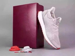 Wholesale Best Solebox Consortium Ultra Boosts With Original Box Top Qulaity Men Uncaged Ultra Boost Running Shoes Solebox Ultra Boosts Uncaged