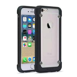 SUPCASE pour iPhone 6 6S plus 5 5s SE Hybrides Transparent dur Retour Bumper Colorful cas de couverture TPU + PC Case for iPhone6 transparent 5s bumper on sale à partir de pare-chocs 5s transparent fournisseurs