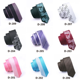 5.5cm Width Cheap Mens Skinny Ties Necktie Wholesale Men All Kinds Of Color High Quality Slim Ties Free Shipping Brand Tie