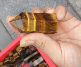 African tiger eye stone natural energy stone therapy stone mines 50mm-60mm wholesale