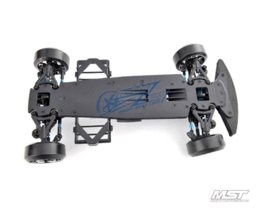 Wholesale MST MS D PRO Scale WD Electric Drift Car Chassis Kit RC Cars Cheap RC Cars