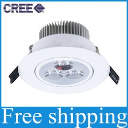 Dimmable 9W LED Ceiling Light Lamps Downlight CE RoHS Warm White Cool white Ceiling LED Light For Home