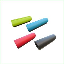 Wholesale De Buena Calidad PVC Body Building Pad mm de gimnasia Mat Pilates para la aptitud Ejercicio de yoga antideslizante