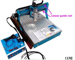 Wholesale 2 heads axis CNC D cnc wood carving machine automatic d wood metal aluminum with Double Spindle and Rotary