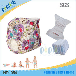 Wholesale New pattern pul pocket sleepy disposable nappies buying online in china reusable nappy baby cloth diapers