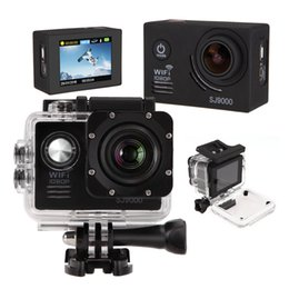 Promotion caméra de voiture de vélo Sport Waterproof de SJ9000 Camera 2.0