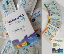 Wholesale 2016 Original oral jelly kamag viagra for men Indian jelly type male enhancement sexLubricants