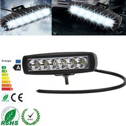 Wholesale 1800 LM Mini Inch W x W Car CREE LED work Light Flood Light Spot Light for Boating Hunting Fishing
