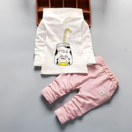 Wholesale Hitz girls sweater three piece suit children s clothing cotton long sleeved quality assurance orders over dollars us