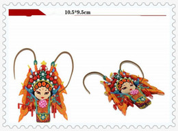 Fridge Magnet Chinese Characteristics Style New Refrigerator Magnet Stickers Special Offer Promotion