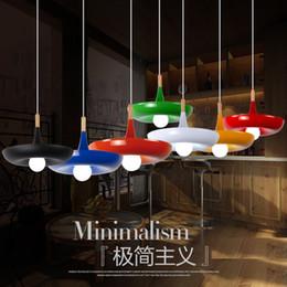 Wholesale Solid wood simple pendant lamp creative pendant bar Taipei European wine bar garden art Hanging Gardens of Babylon Restaurant