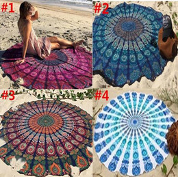 Wholesale hot Round Square Rectangle Women Beach Cover Ups Sexy Beach Wear Pareo Bohemian Chiffon Clock Swimsuit Cover Up Style Bathing Tunic