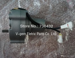 Wholesale SK200 Throttle motor stepping motor YN2406U197F4 for KOBELCO excavator parts Excavator throttle motor assembly