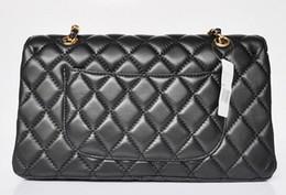 Chain bag women s handbag à vendre-Haute qualité classique sac à main des femmes sacs à rabat Sac à main mode 1112 1113 sac à chaînes Quilted 26 couleurs