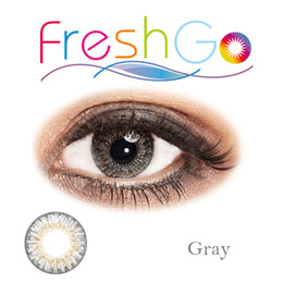 Freshgo colored contacts color blends contact lenses 3 tone crazy lens ready stock free shipping