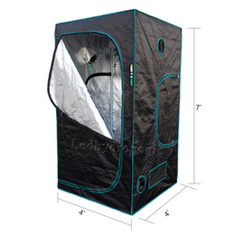 Wholesale Marshydro cm D LED Grow tent for hydroponic lampshade lamp cover stock in USA UK Canada Germany Australian free duty