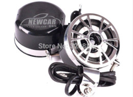 Wholesale Motorcycle Audio Motorcycle Speaker Stereo Amplified Waterproof V W for Harley Honda Yamaha Suzuki Kawasaki Ktm