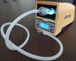 New vaporizer,new herb vaporizer have the temperature-controlled D&K glass bong water pipe Herb Vaporisers glass bong