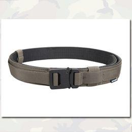 Wholesale Airsoft Painball Belt HardEmerson quot Rigid Duty Shooters Belt Emerson Army Wargame Field Belt Foliage Green FG