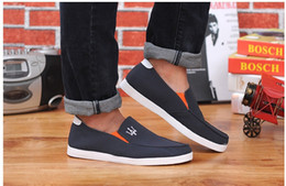 Wholesale 2016 new old Beijing shoes men s casual shoes canvas shoes Spring and Autumn explosion models factory direct