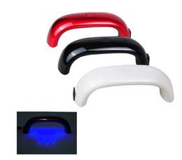 Mini LED Nail Dryer Nail Dryers Nail Art Lamp UV Light for Nails 9W LED Light Curing Nail Dryer Machine VS diamond lamp