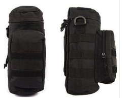 Molle Zipper Water Bottle Utility Medic Pouch Kettle Small Mess Pouch bag
