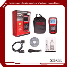 Wholesale 100 Original Autel AutoLink AL519 OBD II And CAN Scanner Tool AL supports all modes of OBDII test for a complete diagnosis