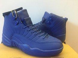 Wholesale retro s PSNY mens basketball shoes hot sale Premium Blue Long term Sports shoes us