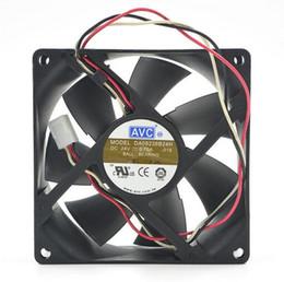 AVC DA09238B24H 9CM 90*90*38 24V 0.70A 3 line violent inverter cooling fan
