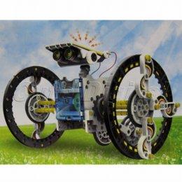 New Arrival DIY Model Educational 14-in-1 Solar Energy Power Robot Boat Ship Kit New Toys Kit For kids