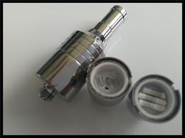 max wax atomizer triple coil ceramic rod core heating element vaporizer wax attachment replacement coil head quartz coil e cig