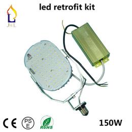 Wholesale bulb base W led W led W led led retrofit kits metal halid wall pack Shoebox street light replacement