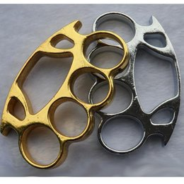 Wholesale 1pcs STRIKER FATBOY METAL BRASS KNUCKLE DUSTER BUCKLE COPPER HOT TOP QUALITY BEST PRICE