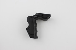 Free Shipping Tactical Magwell grip foregrip Angled Foregrip for 20mm Picatinny Rails Grip with Finger Shelf Gun Accessory