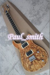 Wholesale Excellent special style cool Electric Guitar super top High quality guitar free shiping beautiful best selling custom shop gold headcase
