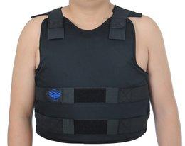 Wholesale 2016 Kevlar Bullet Proof Vest Bulletproof Level IIIA Size S M L XL XXL XXXL