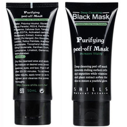 Wholesale Face Blackhead Remover Mask Deep Cleansing Purifying the Black Head Acne Treatments Masks Facial Skin Care best price DHL free