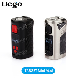 Wholesale Original Vaporesso TARGET Mini Mod W Small Size VS Eleaf iStick Pico VS SMOK H Priv Target Mini Battery