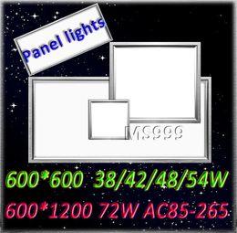 Wholesale LED Panel Lights W W W W light mm mm mm led droplight high brightness Ceiling Light Warm White Nature White Cool White