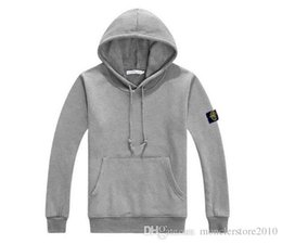 Wholesale NEW STONE MEN COAT FLEECE HOODIES ISLAND JACKET Cheap women s hoodies cheap new sweatshirts