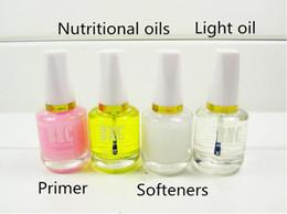 Wholesale BNC nail polish nail care light oil nutrition oil calcium base oil softeners ML