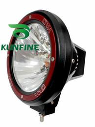 9 INCH HID Driving Light Offroad Spot   Flood Beam Light for SUV Jeep Truck ATV HID XENON Fog Lights HID work light KF-K5003