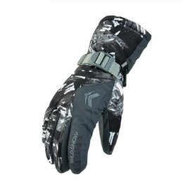 Winter Snow, Snowboard Windproof Waterproof Warm Outdoor Ski Gloves