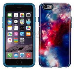 Wholesale iPhone plus case Ultrathin Inked with Vibrant Colors Cover for iphone s plus Samsung Galaxy S7 edge with retailpackage