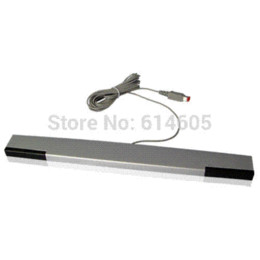 Wired Infrared Ray Sensor Bar Receiver for Nintendo Wii Console Video Game receiver patterns receiver manufacturers