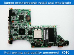 Wholesale 630833 for HP Pavilion DV7 DV7 Laptop motherboard DA0LX8MB6E1 full test and working
